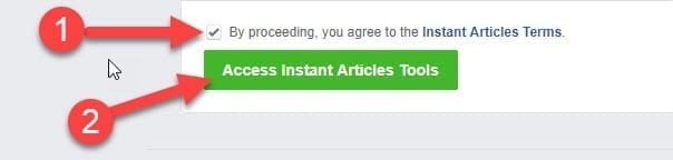 شرح كيفية تفعيل المقالات الفورية في موقع ووردبريس في ثلاث خطوات 5