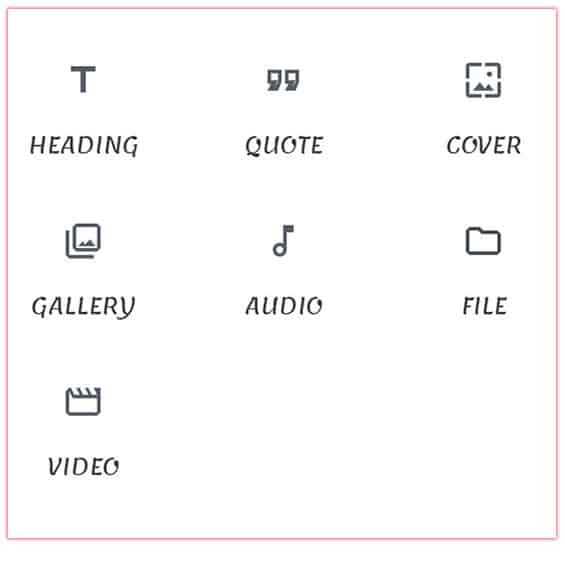 شرح محرر جوتنبرج Gutenberg الجديد من ووردبريس بالصور و الفيديو و الخطوات 18